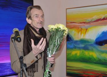 Экспозиция «Свето-цвето-звуко-резонансная живопись»