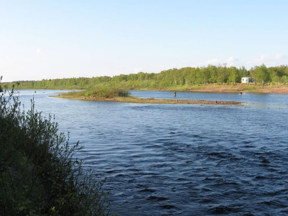 Самые привлекательные села и деревни России. ТОП-5. Варзуга
