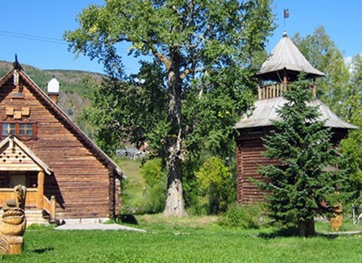 Самые привлекательные села и деревни России. ТОП-5. Эссо