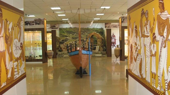 Археологический музей-заповедник «Танаис»
