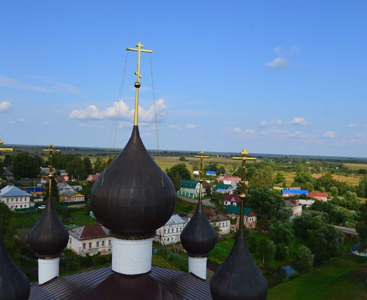 Самые привлекательные села и деревни России. ТОП-5. Вятское