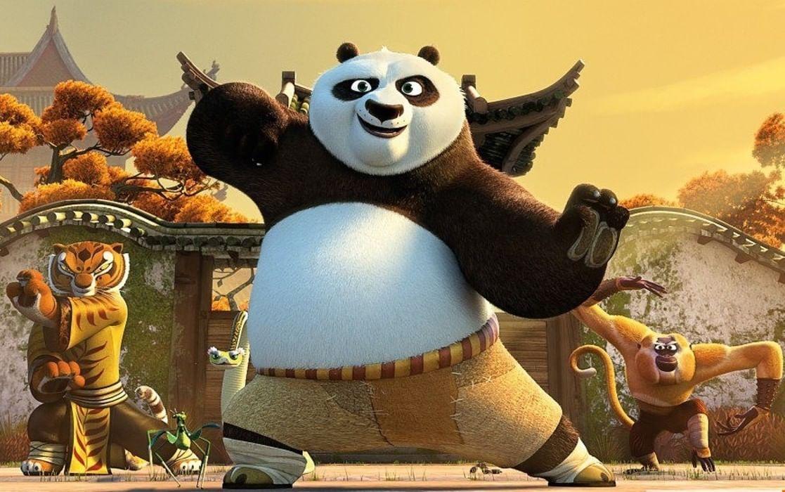 кунг фу панда картинки высокого качества