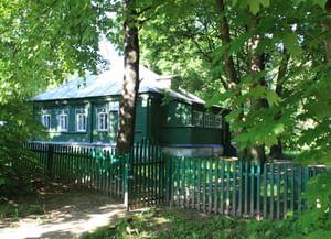 Усадьба семьи Достоевских «Даровое»