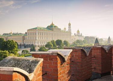 Лекционная программа «Московский Кремль: крепость, город, резиденция»