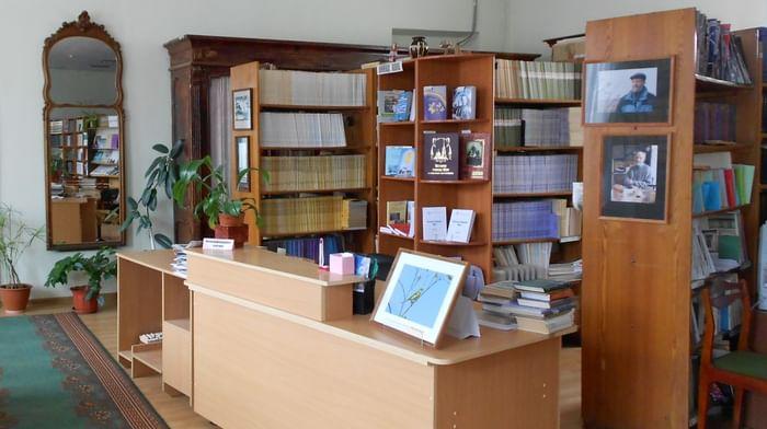 Центральная библиотека г.о. Шуя