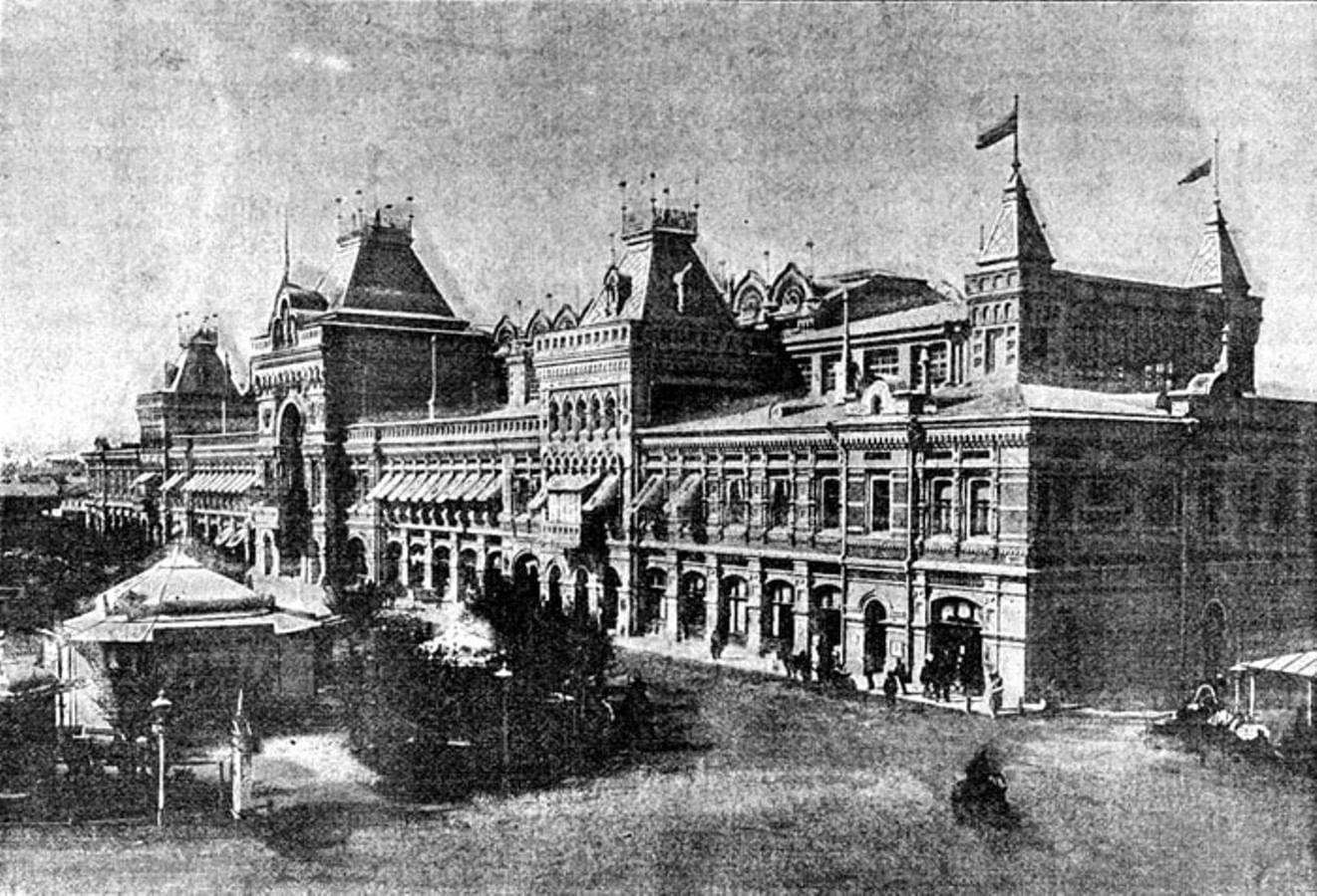 Ярмарка вместо дворца или «Карман России». Галерея 1