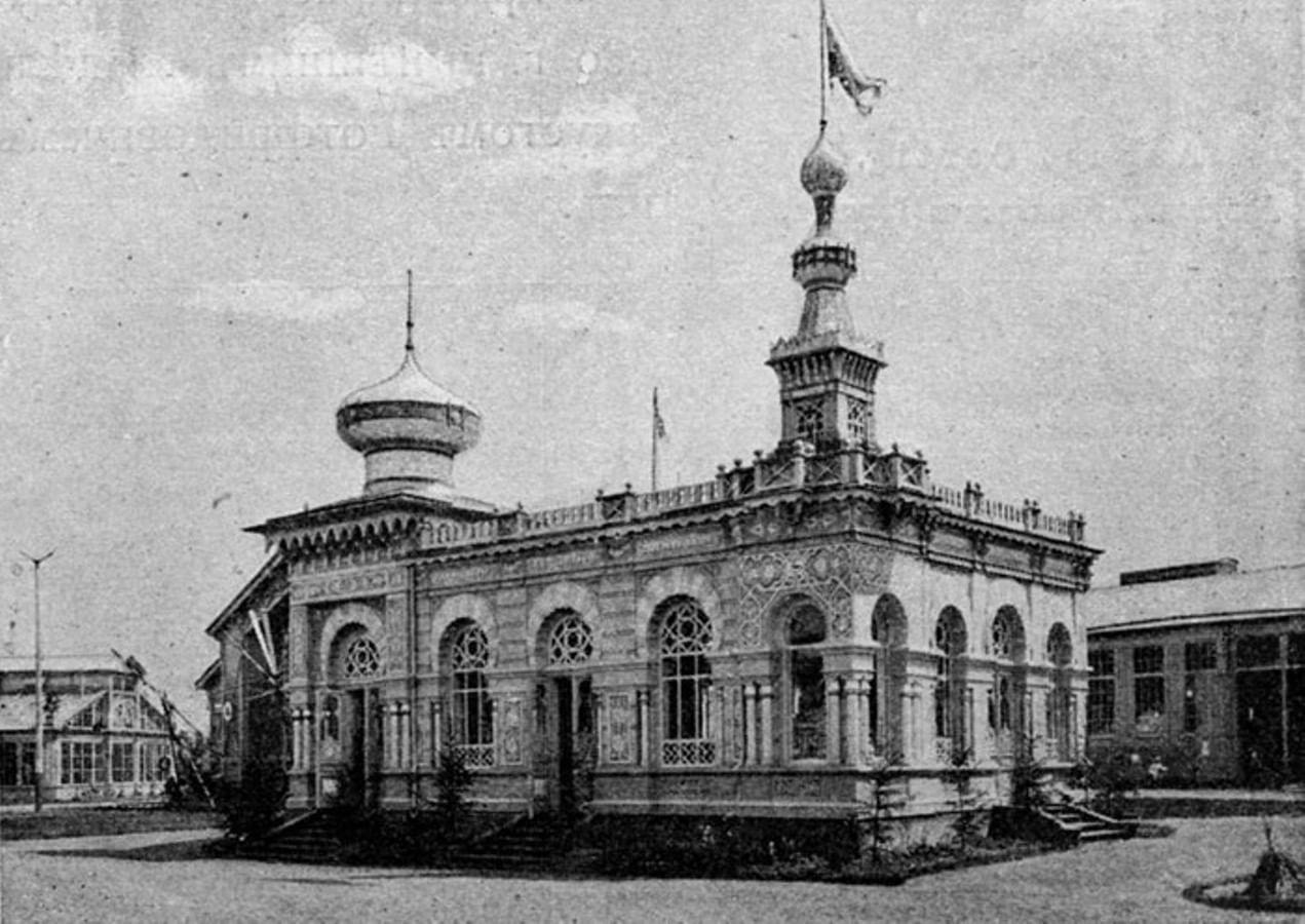 Ярмарка вместо дворца или «Карман России». Галерея 2