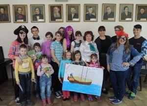 Детская библиотека № 8 г.о. Самара