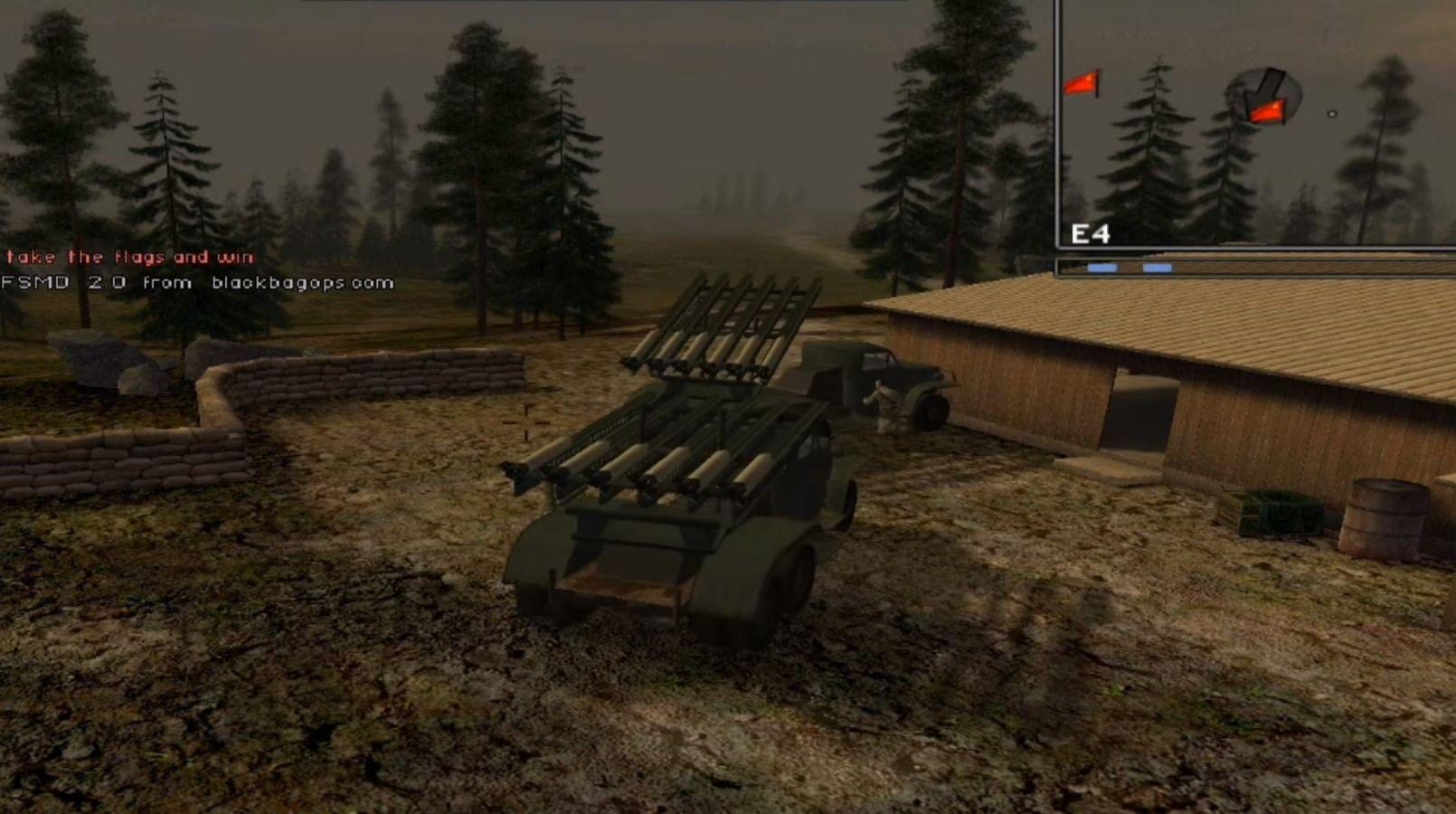 Машина БМ-13 («Катюша»)