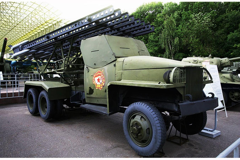 БМ-13 («катюша»)