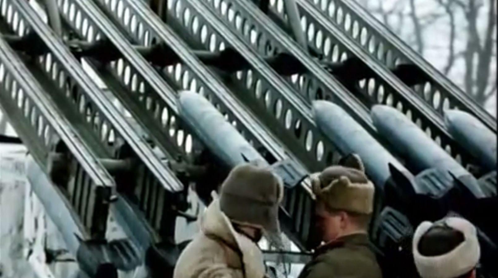 Кадр из фильма «Женя, Женечка и «катюша»