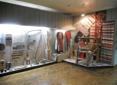 Постоянная экспозиция Спасского историко-археологического музея