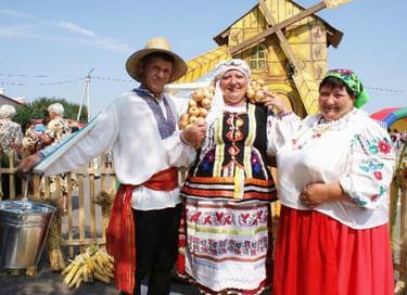 Межрайонный фестиваль-ярмарка «Стригуновское Лукоморье»