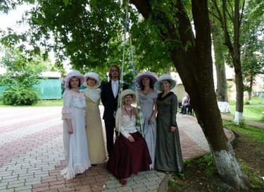 Литературно-театральный праздник «Чеховский день в Звенигороде»