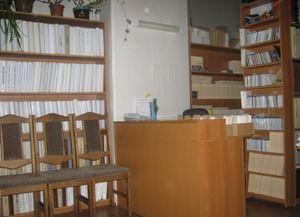 Ивановская областная специальная библиотека для слепых