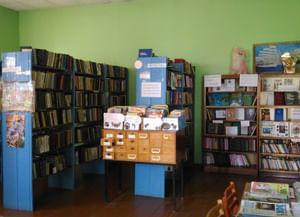 Большешильнинская сельская библиотека