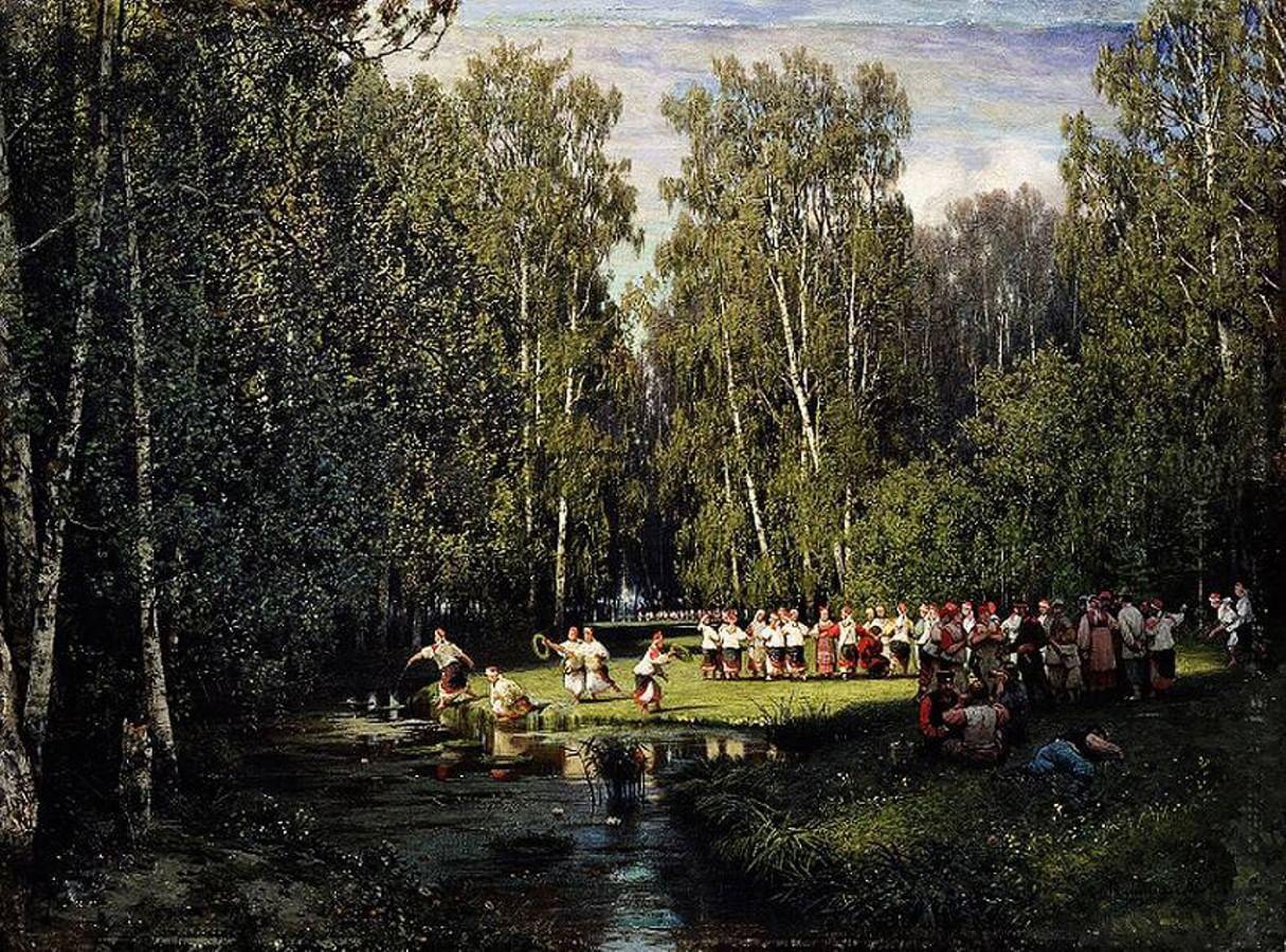 Тест на знание славянских традиций. Галерея 1