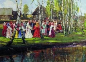 Тест назнание славянских традиций