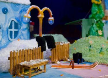 Спектакль «Верблюжонок, пингвиненок и все вокруг»
