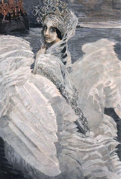 М. Врубель. Царевна Лебедь. 1900. ГТГ