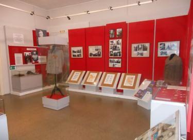 Выставка «Никто не забыт, ничто не забыто»