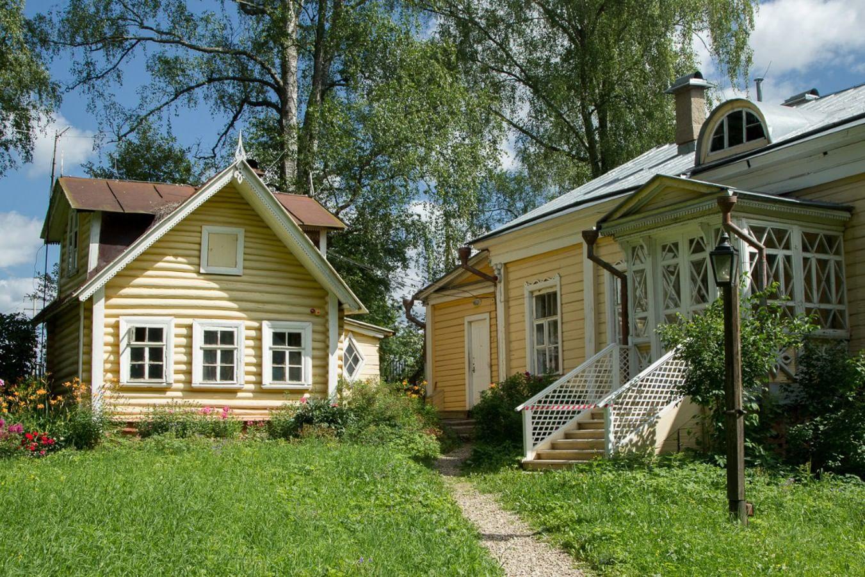 Музей-усадьба «Мураново» им. Ф. И. Тютчева
