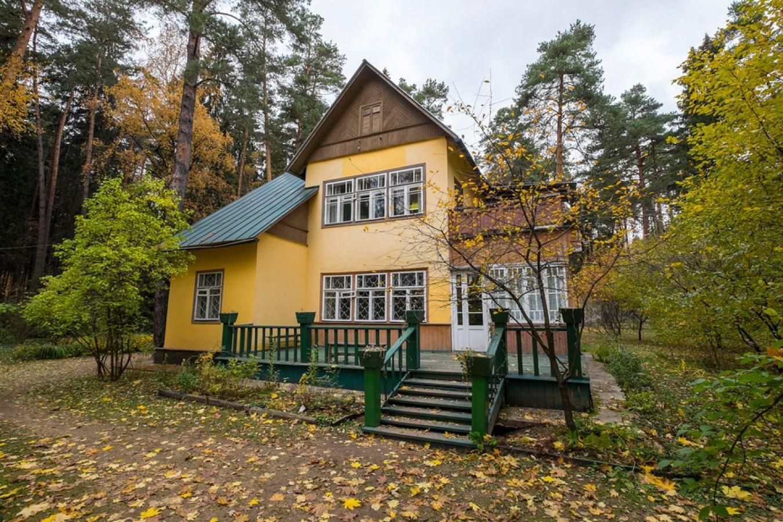 Поселок писателей Переделкино