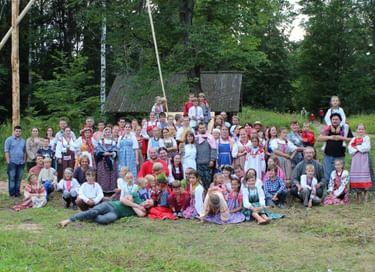 Фестиваль народного творчества «Живая Русь»