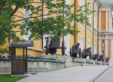 Лекционная программа «Искусство литья: Кремлёвские пушки и колокола»