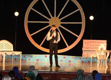 Спектакль «Веселое колесо»