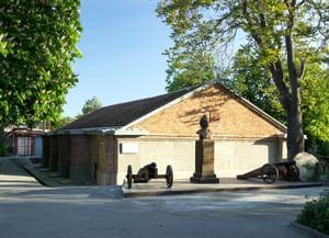 Музейный объект «Пороховой погреб»