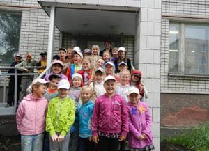Библиотека № 7 города Петрозаводска