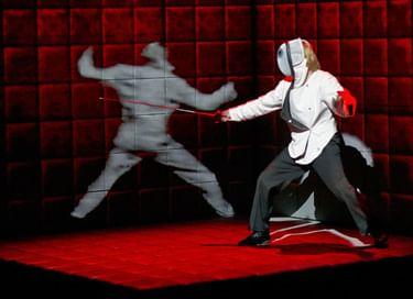 Спектакль «Гамлет | Коллаж»