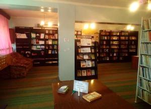 Калмашская сельская библиотека