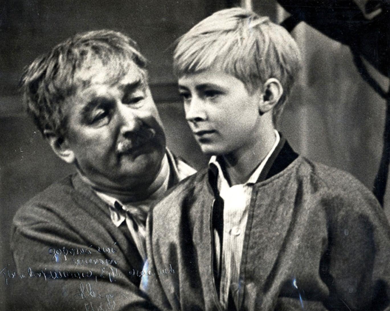 Николай Бурляев в театре
