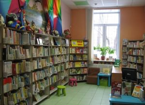 Детская библиотека № 114
