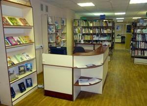 Библиотека № 121 (филиал № 1)
