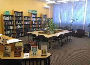Библиотека № 134 (филиал № 1)