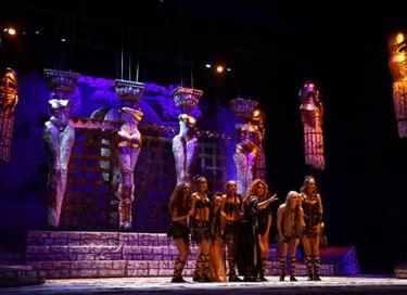 Спектакль «Лисистрата, или Ода женщине»