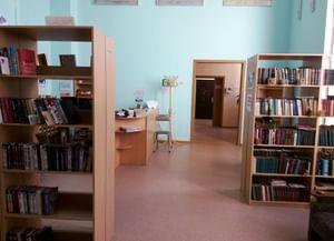 Библиотека № 124 (филиал № 2)