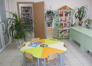 Круглопольская сельская библиотека