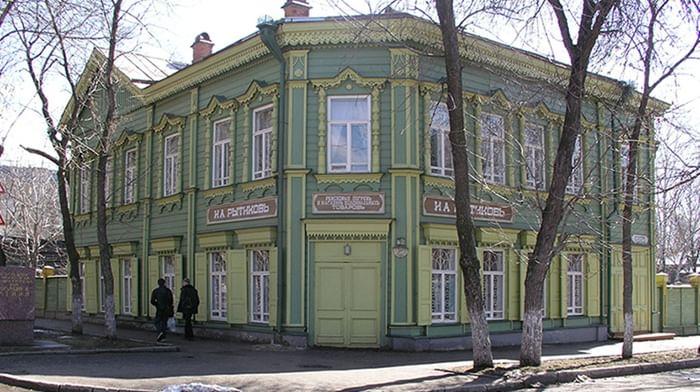 Дом-музей В. И. Ленина в Самаре