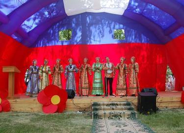 Гала-концерт «Крылатый город над Окой»