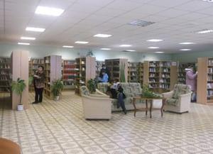 Библиотека № 97 (фонд взрослой литературы)