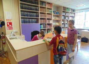 Детская библиотека города Торжка