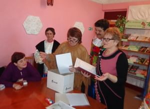 Центральная районная библиотека им. П. Г. Ивотского