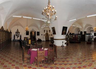 Выставка «Музей церковных древностей в Белой палате»