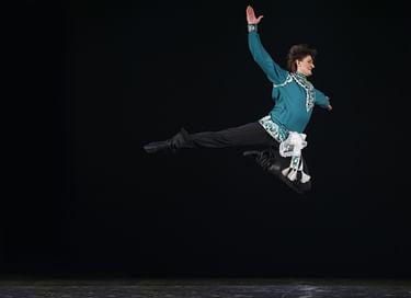 Сольный концерт театра танца «Гжель»