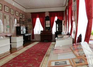 Литературно-музыкальный музей г. Мичуринска