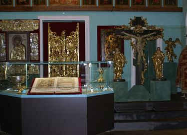 Выставка «Русское и западноевропейское барокко»
